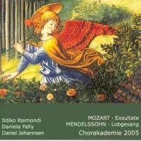 Mendelssohn: Lobgesang | Mozart: Exsultate jubilate