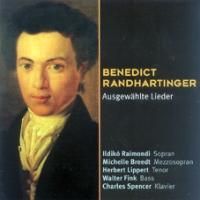 Randhartinger: Ausgewählte Lieder
