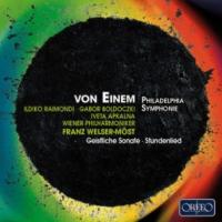 CD zum 100. Geburtstag von Gottfried von Einem